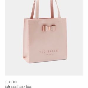 NWT Ted Baker London Bow Tote Bag